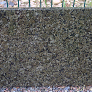 granite slab - GREEN