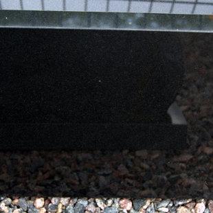 granite slab - BLACK