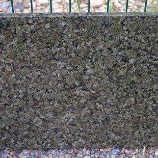granite slab - GREEN
